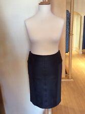 Olsen Pencil Skirt Size 16 BNWT Grey/Brown RRP £99 Now £39