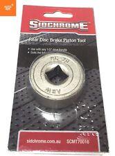 SIDCHROME REAR DISC BRAKE PISTON TOOL - FORD FALCON XE, XF, FAIRLANE ZK, LTD FD