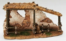 "FONTANINI NATIVITY - RUSTIC CORRAL FOR 5"" SCALE FONTANINI NATIVITY ANIMALS"