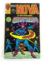 BD Comic  Nova Numero 92  1985  Edition Lug  Envoi rapide et suivi