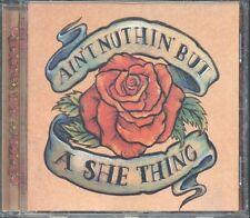 Ain'T Nuthin' But A She Thing - Annie Lennox/Patti Smith/Queen Latifah Cd Ottimo
