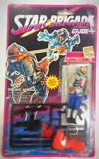 "1993 New Carded G.I. Joe 3 3/4"" Star Brigade Ozone Figure Please Read"