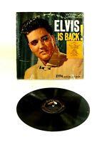 Elvis is Back 1960 Vinyl LP RCA LPM-2231