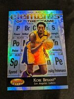 2001 Bowman's Best #EG12 Kobe Bryant Elements Of The Game. Lakers