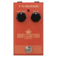 TC Electronic*IRONCURTAINNOISEGATE*Electric Guitar Single Effect FREE SHIP NEW
