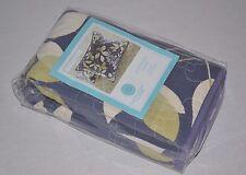 Martha Stewart Wisteria Garden Purple Quilted Standard Pillow Sham