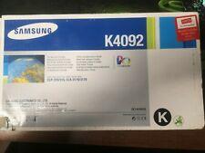 Samsung K4092 Black Toner - Sealed Never Opened - CLT-K4092S
