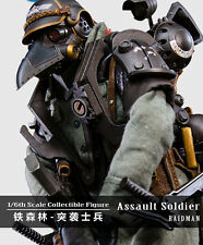 Iron Forest 1/6 Assault Soldiers Raidman Steam Punk Ver. Collectible Figure