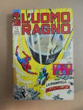 L'UOMO RAGNO n°57 1972 ED. Corno  [SP15]