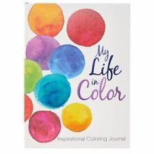Coloring Journal My Life in Color by Christian Art Gifts (Corporate Author)