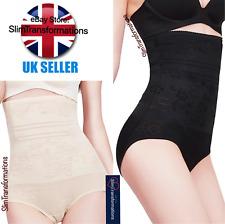 UK Plus Size High Waist Slimming Firm Control Underwear Tummy Trimmer for Women