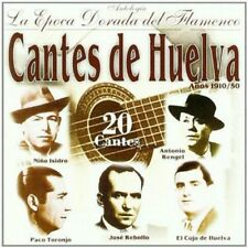 CANTES DE HUELVA - LA EPOCA DORADA DEL FLAMENCO VOL.28 [CD]