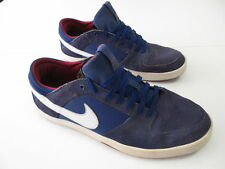 Men's NIKE 'Mavrk 3' Sz 12 US Casual Shoes Blue ExCon Suede   3+ Extra 10% Off
