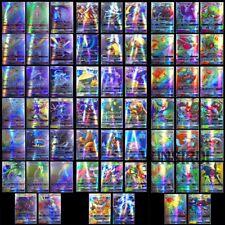 200Pcs Pokemon Cards 195 GX + 5 MEGA Holo Flash Trading GX Cards Bundle Mixed