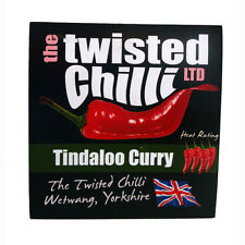 Curry Powder - Tindaloo Curry - Twisted Chilli - Heat Level 8/10