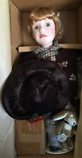 """Boyd'S Yesterday'S Child Doll Collection 12"""" Autumn 4817"""