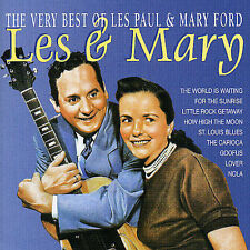 Very Best Of Les Paul [EMI Australia] by Les Paul & Mary Ford (CD, Feb-1998,...