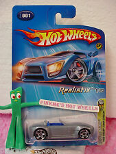 2005 #1 FE Hot Wheels FORD SHELBY COBRA CONCEPT #001∞Gray; pr5∞First Editions