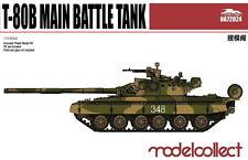 Modelcollect 1/72 kits tanque de batalla principal T-80B UA72024