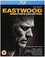 Clint Eastwood: The Director's Collection [Blu-ray] [2010] [Region Free] [DVD]
