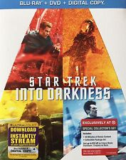 Star Trek Into Darkness (Blu-ray Disc, DVD)