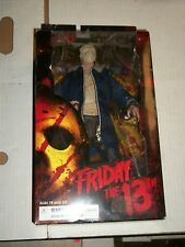Mezco Cinema of Fear Friday the 13th JASON VOORHEES Deluxe Action Figure