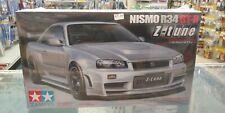 Tamiya Nismo Nissan Skyline R34 GT-R Z-tune Plastic Model