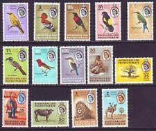 Bechuanaland 1961 SC 180-193 MNH Set