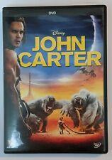 John Carter Disney DVD