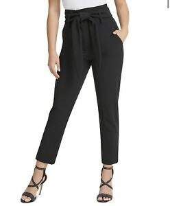 DKNY WOMEN Three Quarter ANKLE TROUSER Pants Size UK12