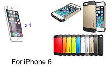 For iPhone 6/ 6s Hybrid SLIM ARMOR SGP Hard pc + TPU Case