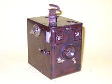 Merten Merit Box (4,5x6cm) - very rare vintage bakelite Box camera!