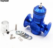 Universal Turbo Diesel Dump Blow Off Valve BOV For All Turbo Diesel Car blue