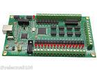 4 Axis CNC USB Card Mach3 Mach 200KHz Breakout Board Interface Support Win 7