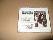 The Kinks Waterloo Sunset 2007 UK 40th Anniversary Edition Cmwep1525