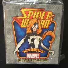 Bowen Black Spider-woman Bust Statue Marvel Spider-man Spider Woman Avengers