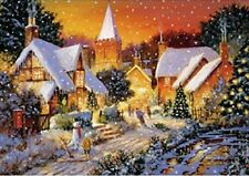 Wentworth Christmas Wooden Puzzle 40 Piece Mini The Snowman Holiday Jigsaw