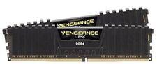 Corsair Vengeance LPX 16GB (2x8GB) DDR4 DRAM 2400MHz C16 Desktop Memory Kit