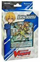 Cardfight Vanguard Leon Soryu Trial Deck 03 - Aqua Force