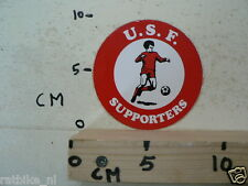 STICKER,DECAL USF SUPPORTERS