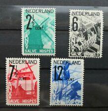 Nederland 1932 ANVV serie NVPH 244-247 ongebruikt MH // VANAF 1 EURO!!
