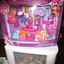 My Little Pony Friendship is Magic Royal Ball at Canterlot Castle (2011) set