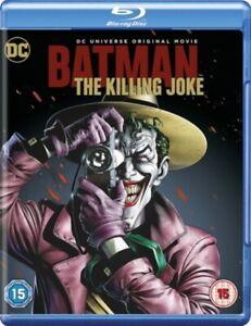 Batman: The Killing Joke BLU-RAY- REGION FREE *NEW*