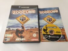 ZooCube Game For Nintendo Gamecube 2001 Acclaim Worldwide Post! Puzzle