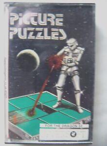 61271 Picture Puzzles - Dragon 32 (1983)