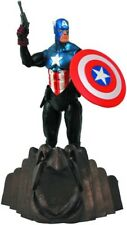 Marvel Select Captain America Action Figure Diamond Select Toys Llc Toy