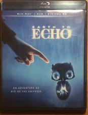 Earth To Echo bluray + DVD