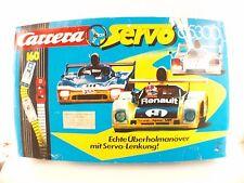 Carrera Servo 65300 circuit automobile electric car boite box