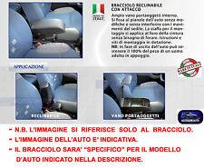 Bracciolo Portaoggetti Auto Specifico Per Fiat Bravo 2007> Modello Relax