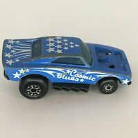 Matchbox Cosmic Blues Toy Car Diecast 1972 Missing Engine Superfast